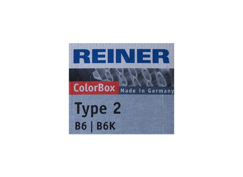 REINER Colorbox Taille 2