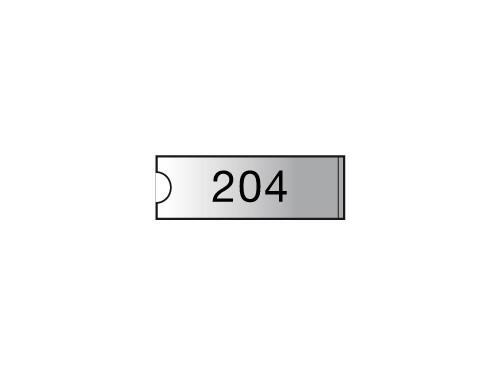 3L Label holders - 25 x 75 mm