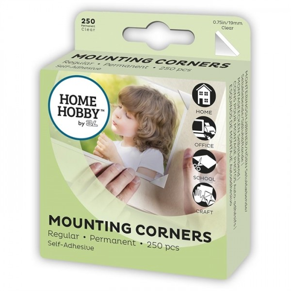 3L Conservation Mounting Corners - 19 mm