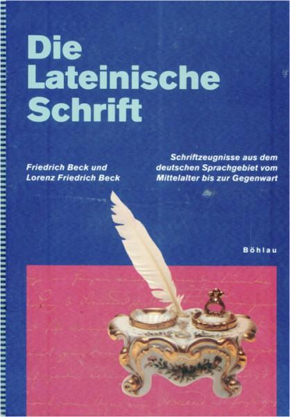Die lateinische Schrift