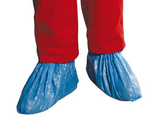 Shoe cover - blue