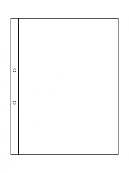 DIN A4 XL Backing cardboard
