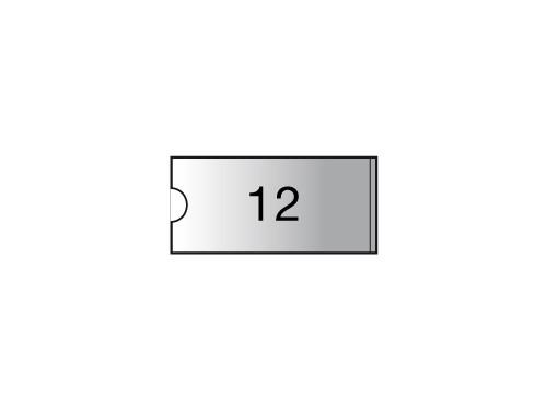 3L Label holders - 35 x 75 mm