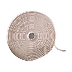 Breitbandrolle 1 cm, naturweiß