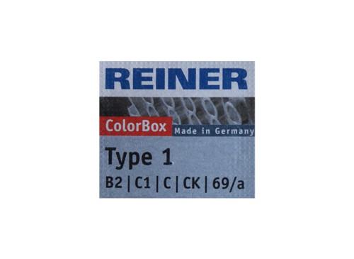 REINER Colorbox Ink Cartridge - size 1