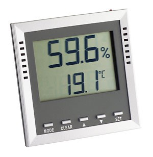 TFA KLIMA GUARD - digital thermo-hygrometer