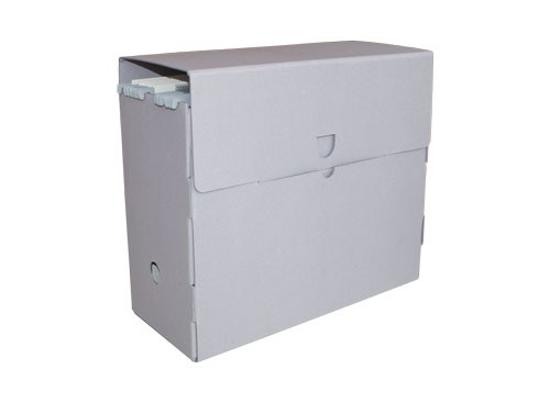 "Storage box ""Scala"" - DIN A4 hanging file folders Premium"