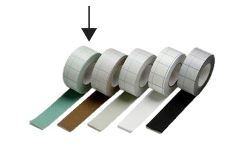 Filmoplast T - Grün, 5 cm