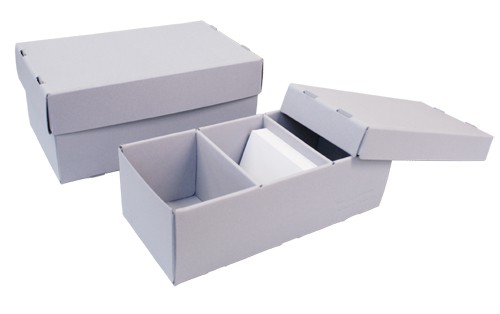 """Archivbox """"Presto"""" für DIN A6 Karteikarten"""