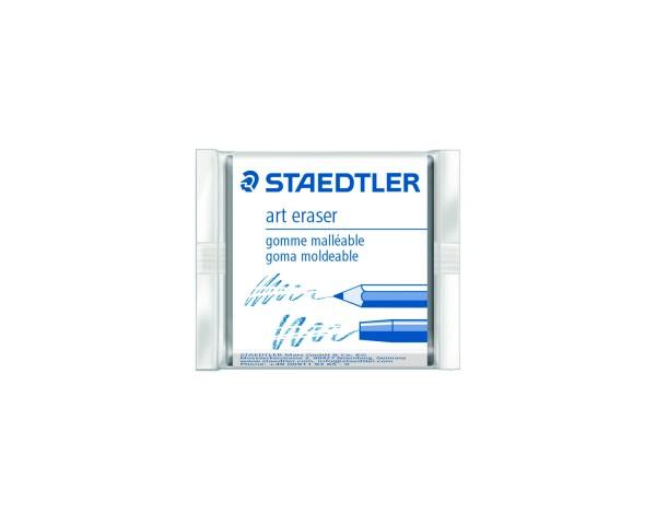 STAEDTLER Gomme malléable - art eraser