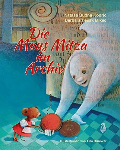 Die Maus Mitza im Archiv