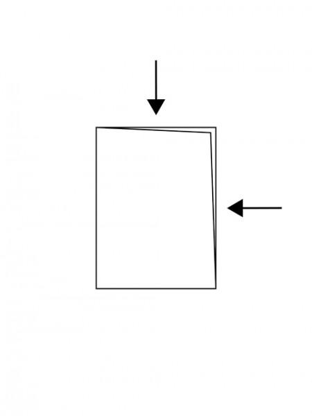 Tasche SECOL - L-Style für Format DIN A6