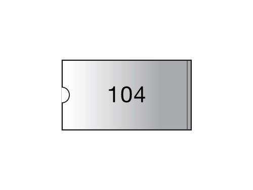 3L Sichtfenster - 55 x 102 mm