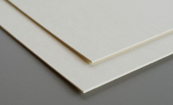 Hahnemühle mounting board 1,5 mm - natural white