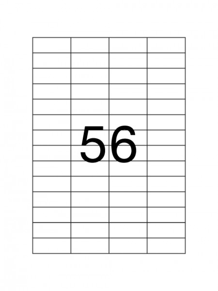 Haftetiketten HERMA - 5,3 x 2,1