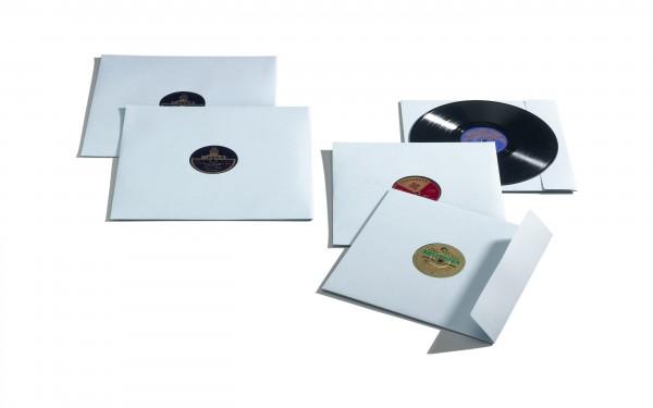 """Schallplattentasche """"Odeon"""" - 10"""" Schallplatten"""