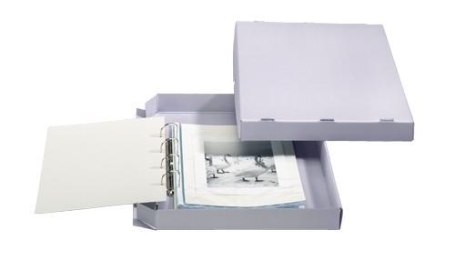 Archivkassette REFLEX MAXI - 4 Ringmechanik