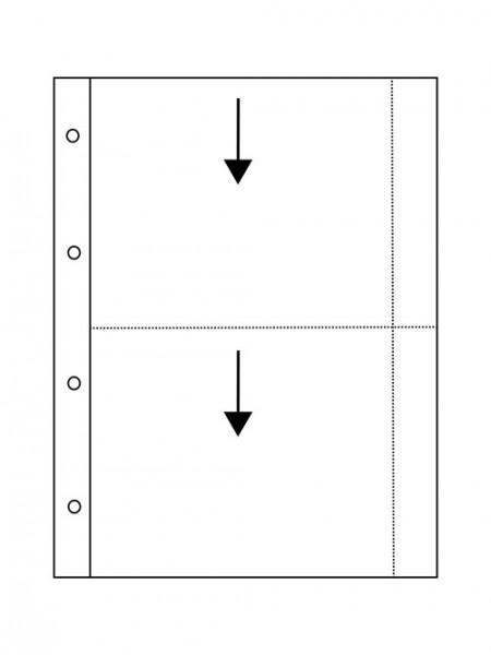 Pergaminhüllen VISTA - 13 x 18