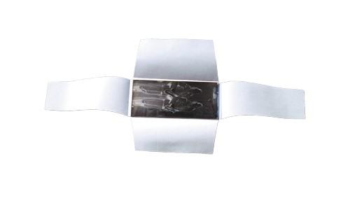 4-Klapp-Umschlag - 16,7 x 21,8