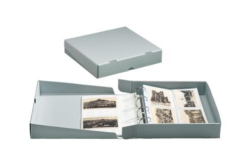 Archivkassette REFLEX PP - 4 Ringmechanik